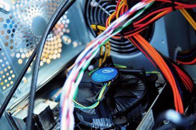 ventilator procesor