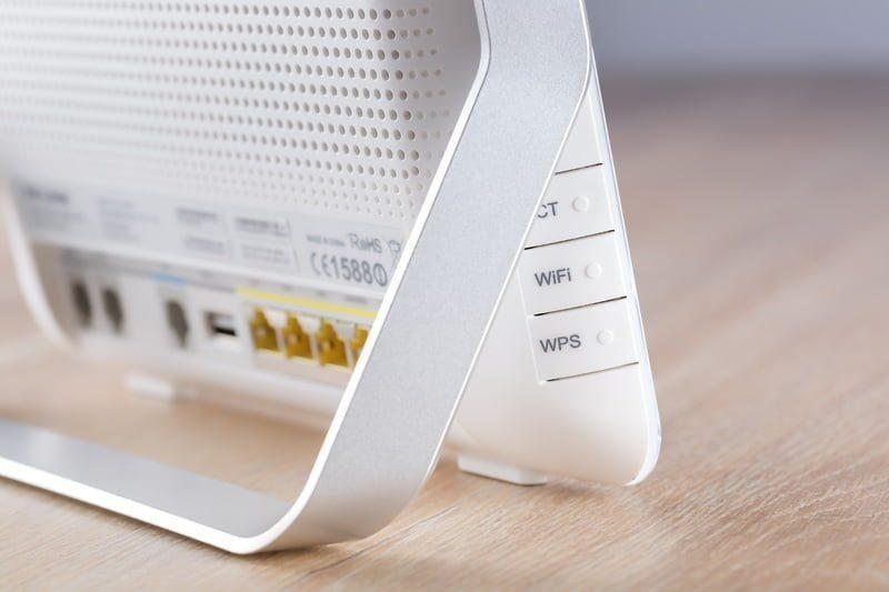 configurare router wireless