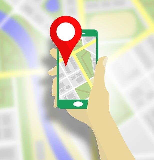 harti google