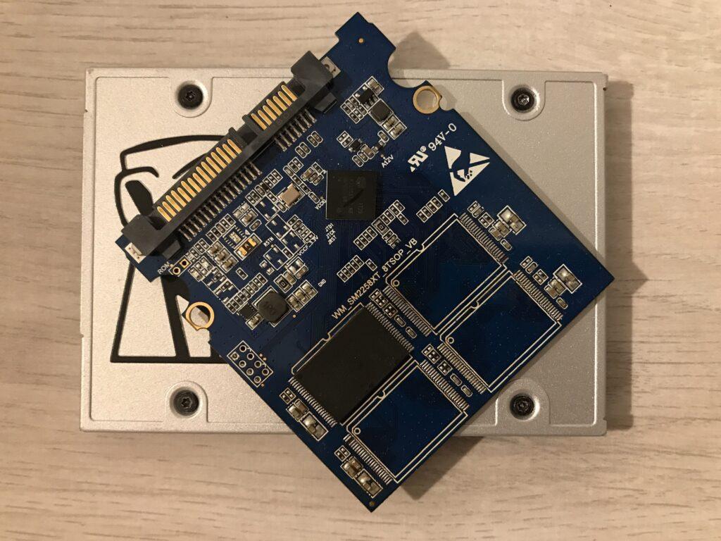 Inlocuire HDD cu SSD