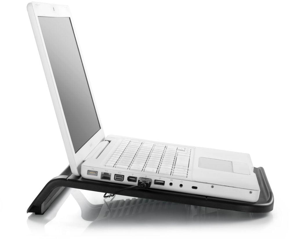 suport pentru laptop cu ventilatoare