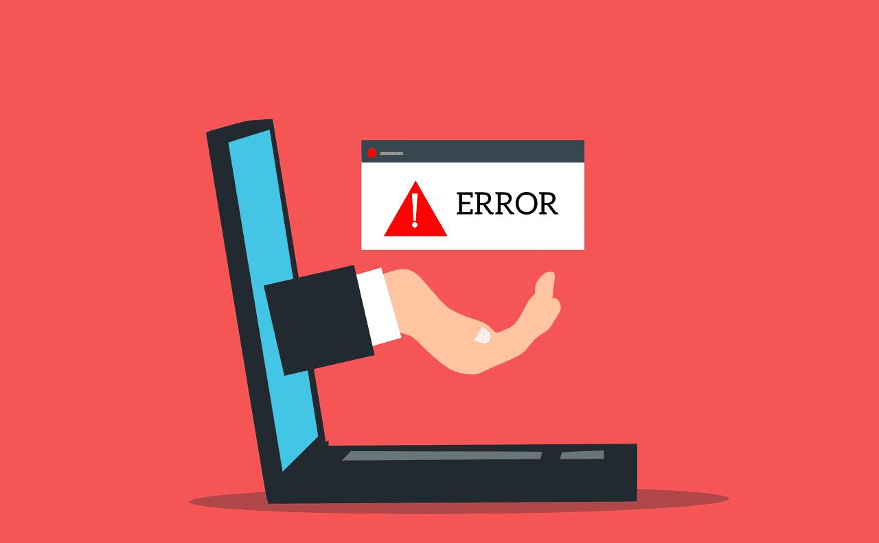 mesaje de eroare in aplicatii