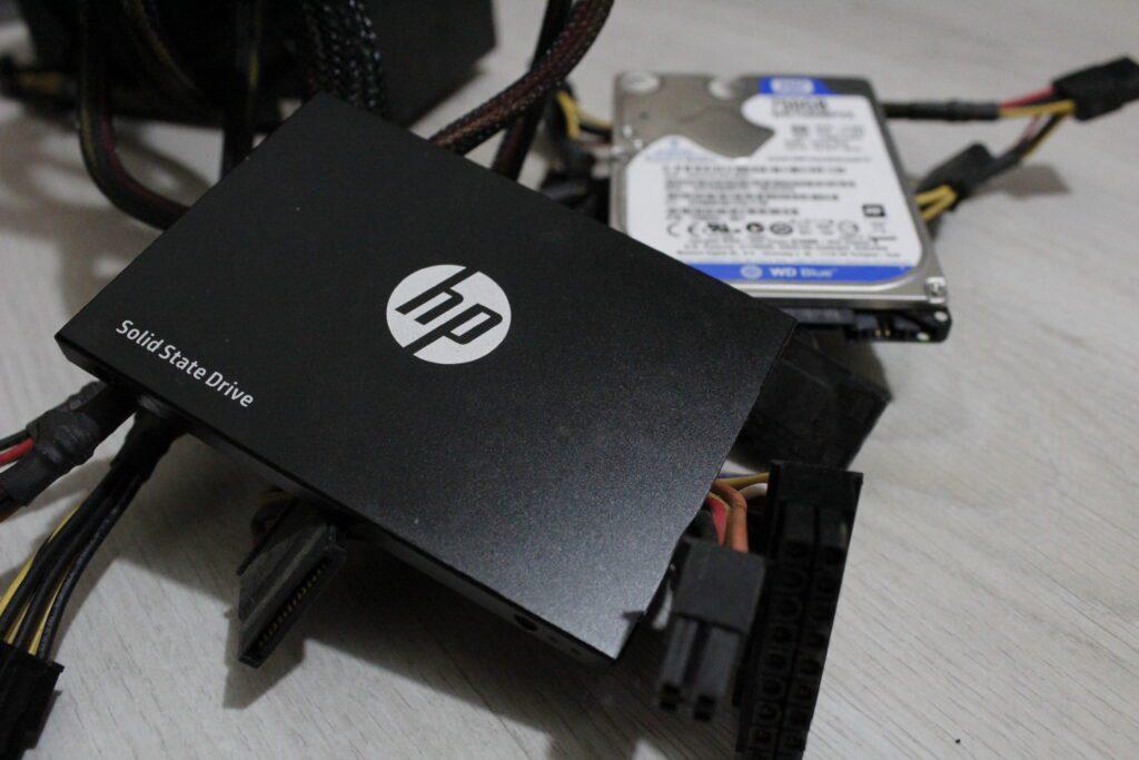 pachet upgrade SSD 250 GB